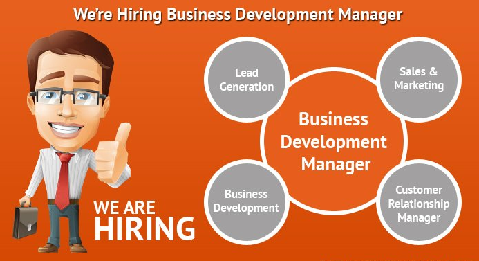 Business Development Manager Job Description