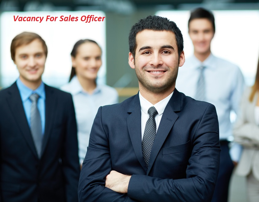 Looking for Sales Officer For Our Client Based In Lahore